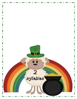 Syllables with Sam the Sheep
