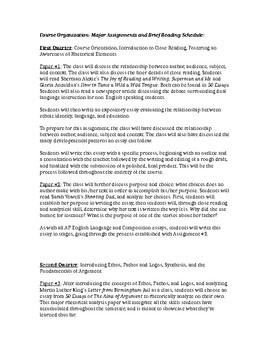 Syllabus: AP English Language and Composition