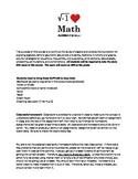 Syllabus Algebra 2
