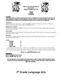 Syllabus, Grading, Material, Contact Information