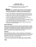 Syllabus High School Music Draft-Template