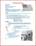 US History Syllabus - american history, united states