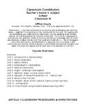 Syllabus Middle School History