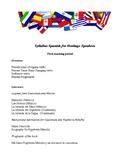 Syllabus Spanish for heritage speakers