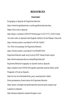Syllabus Spanish for heritage speakers