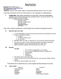 Syllabus for Marine Science High School Course