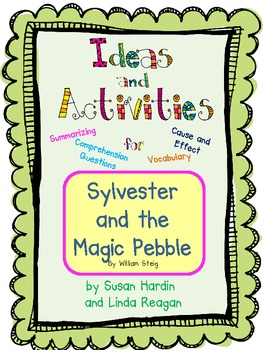 Sylvester And The Magic Pebble Ideas And Activities By Susan Hardin