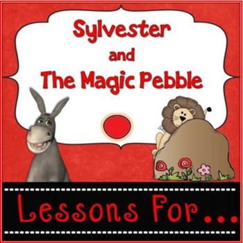 Book Companion  Sylvester and the Magic Pebble- Grades 2 and 3
