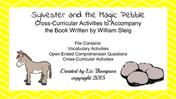 Sylvester and the Magic Pebble Mini Unit