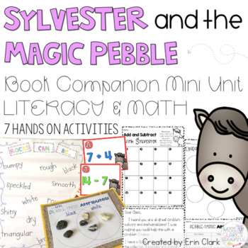 Sylvester and the Magic Pebble Mini-Unit {Math & Literacy Activities}