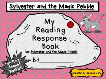 Sylvester and the Magic Pebble {Reading Response Booklet}