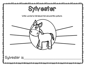 Sylvester and the Magic Pebble Story Pack