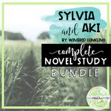 Sylvia & Aki Complete Novel Study BUNDLE + Digital Access