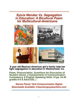 Sylvia Mendez Vs. Segregation in Education