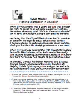 Sylvia Mendez Vs. Segregation in Education