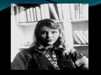 Sylvia Plath's The Mirror Analysis PP 39 Slides