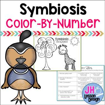 Symbiosis Color-By-Number