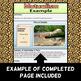 Symbiosis Digital Flip Book - Science Digital Notebook Foldable
