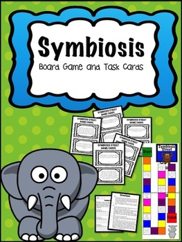 Symbiosis Game and Task Cards