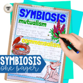 Symbiosis One Pager