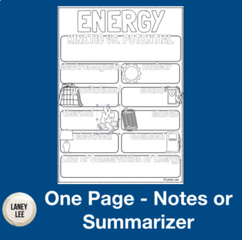 Energy One Pager