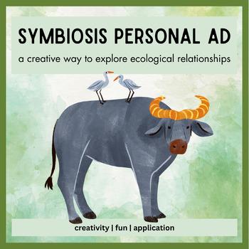 Symbiosis Personal Ad Worksheet