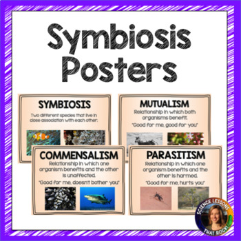 Symbiosis Posters