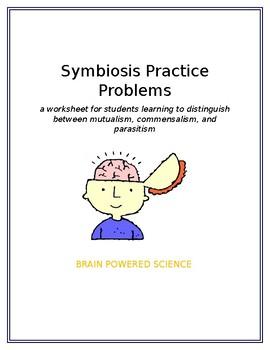 Symbiosis Practice Problems