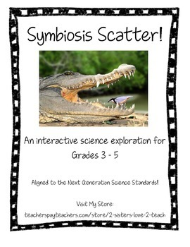 Symbiosis Scatter! Hands-On Exploration of an Animal Adaptation