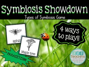 Symbiosis Showdown - Types of Symbiosis Game