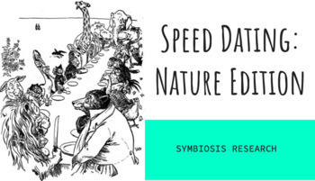 DISTANCE LEARNING Symbiosis Speed Dating Digital Assignment