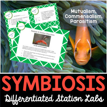 Symbiosis Student-Led Station Lab