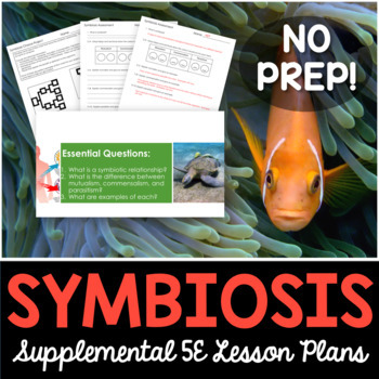 Symbiosis - Supplemental Lesson - No Lab