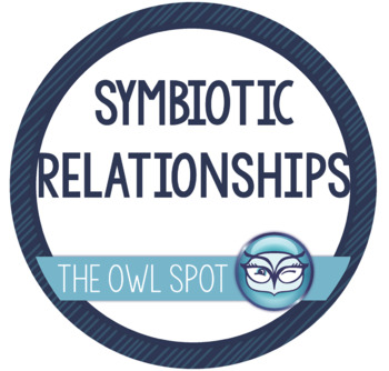 Symbiotic Relationships Activity Packet