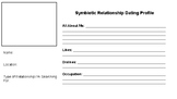 Symbiotic Relationships: Dating Profile