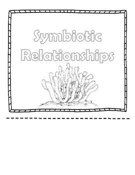 Symbiotic Relationships Flip Book
