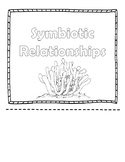 Symbiotic Relationships Flip Book