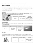 Symbiotic Relationships Notes and Practice for Interactive Notebooks