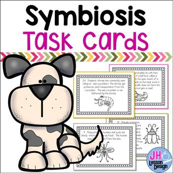 Symbiosis Task Cards