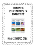 Symbiotic Relationships in Ecosystems