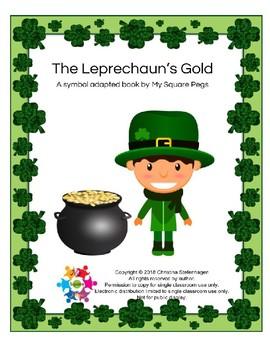 Symbol Adapted Leprechaun Book