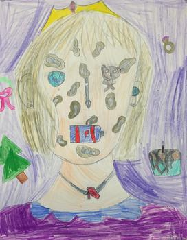 Symbol & Self: Art Lesson for Lower Elementary