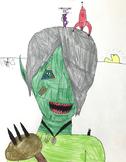 Symbol & Self: Art Lesson for Upper Elementary