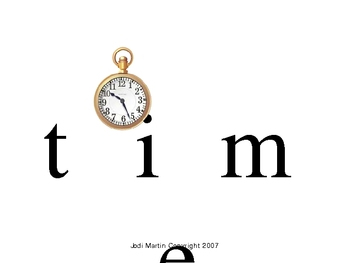 Symbol Signs Time