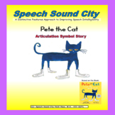 Symbol Stories for Articulation in Sentences-Pete the Cat