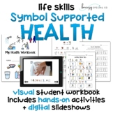 Health Symbol Supported Stories and Activities