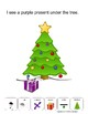 Symbol adapted Christmas themed book