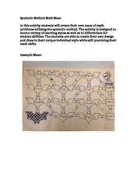 Symbolic Method Maze