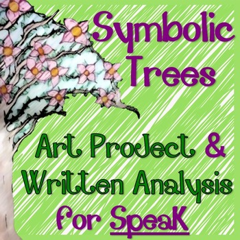 Symbolic Trees: A Speak Novel Art Project