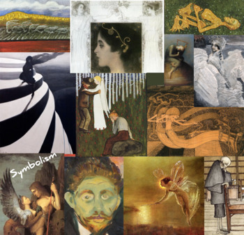 Symbolism in Art History - FREE POSTER